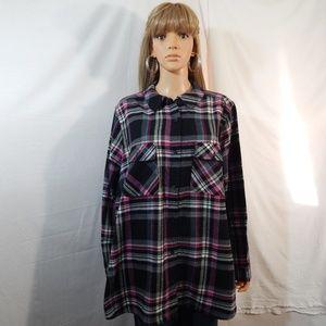 NWOT NEW Roaman's Size 20W 1X Top Shirt Blouse